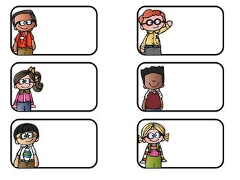 Editable Templates for Vocabulary Badges