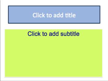 Editable Theme Powerpoints