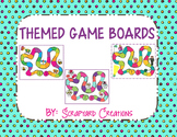 Editable Themed Game Boards