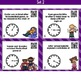 Editable Time to the 5 Minute Interval Task Cards & Game-