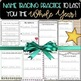 A Whole Year of Editable Name Tracing Practice *Growing* Bundle