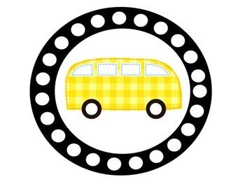 Editable Transportation Chart