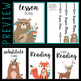 Editable Tribal Themed Binder Covers and Spines