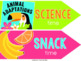 Tropical Classroom Decor: Schedule Signs