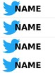 Editable Twitter Name Tags (32)