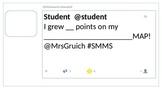 Editable Twitter Timeline Template