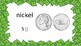 Editable USA coins and bills Powerpoint