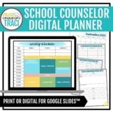 Editable Ultimate Counselor Binder