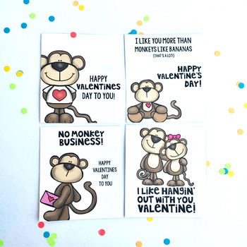 Editable Valentines Day Cards