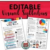 Editable Visual Syllabus Template