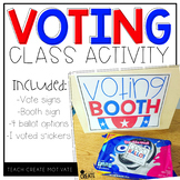 Editable Voting Activity