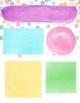 Editable Watercolor Polka Dot Meet The Teacher Template! Back To School!