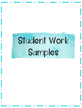 Editable Watercolor Student IEP Binder