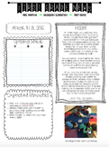 Editable Weekly Newsletter