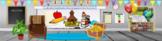 Editable Welcome Back to School Bitmoji Banner   Google Classroom