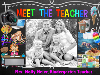 Editable Welcome Back to School - Open House PowerPoint Slide Show