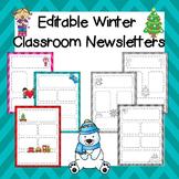 Winter Newsletters