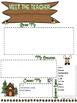 Editable Woodland/Camping Meet the Teacher Letter