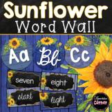 Editable Word Wall Bulletin Board- Farmhouse Classroom Theme