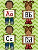 Editable Word Wall Letters