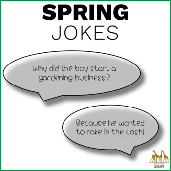 Editable and Personalized Bookmarks for Students for April with Jokes