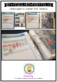 Editable graduate teacher portfolio