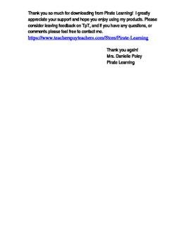 Editable homework sheet