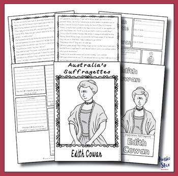 Edith Cowan - Australian Women's Suffrage - Australian Democracy