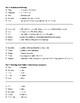 Edith Hamilton's Mythology Intro Ch & Ch 1 Mult Ch/Matching Quiz & KEY