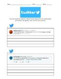 "Editing: Celebrity ""Twitter"" Edits"
