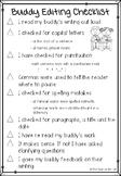 Editing Checklist - Free