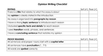 peer editing checklist compare contrast essay Peer-editing worksheet: comparison and contrast read your partner's essay and answer the following questions in complete sentences for each, also rate your partner on the 10 point scale - 1 = needs a ton of work 10= nearly perfect.