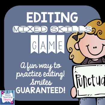 Editing GAME: Mixed Skills