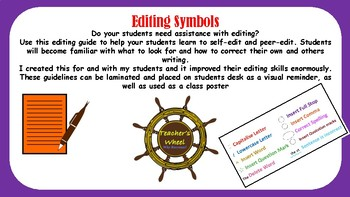 Editing Guidelines For Students