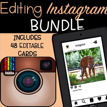 Editing Instagram Bundle