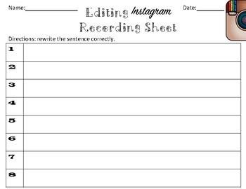 Editing Instagram (Celebrity Edition)