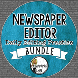 Editing Practice - BUNDLE
