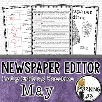 Editing Practice - May Edition