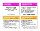 Editing & Revising Task Cards for Middle and High School Writing