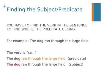 Editing Sentence Fragments and Run-Ons