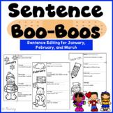 Editing Sentences - Bundle 1