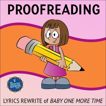 Revising and Editing Song Lyrics
