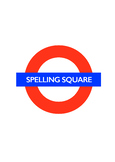 Editing Stations - Spelling Square
