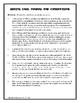 Common Core Test Prep Editing Task Practice: Commas/Conjunctions (Grammar)