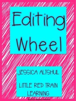 Editing Wheel