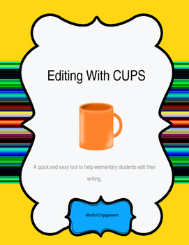 Editing With CUPS