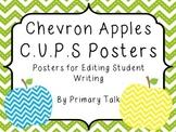 Editing Writing with C.U.P.S