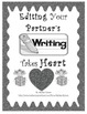 Editing Your Partner's Writing Takes Heart
