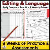 FSA Editing and Language Practice Test Prep | Daily Gramma