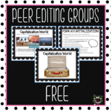 Editing and Proofreading Worksheets FREE